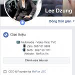 Hướng dẫn công khai các thông tin facebook để tăng lượt theo dõi, tăng like