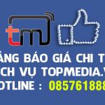Bảng Báo Giá Dịch Vụ Facebook – 0857618888
